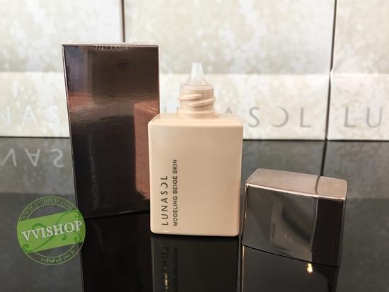 Lunasol Modeling Beige Skin SPF30 PA++ 30 ml. เบสและรองพื้น ในขั้นตอนเดียว ผิวสวย กระจ่างใส (ขนาดปกติ Inbox เคาน์เตอร์ไทย)