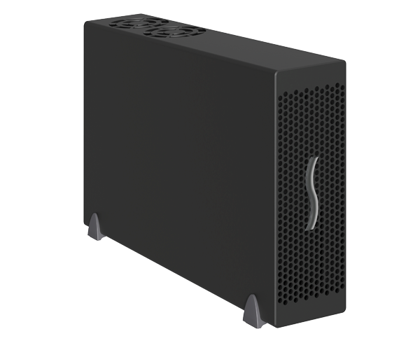 Echo Express III-D Thunderbolt 2-to-PCIe Expansion Chassis, Desktop, Three slots