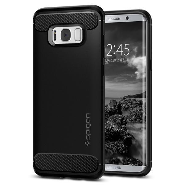 เคส SPIGEN Rugged Armor Galaxy S8 Plus