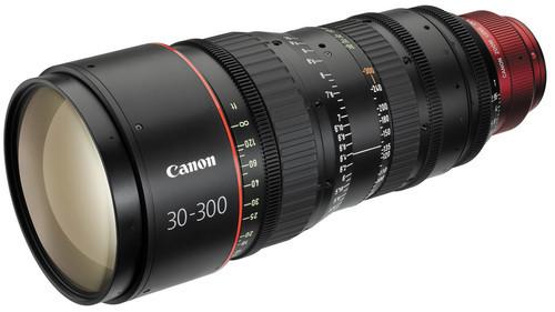 Canon CN-E30-300 T2.95-3.7 L S Cine Lens - EF Mount สอบถามราคาพิเศษ 086-888-6534
