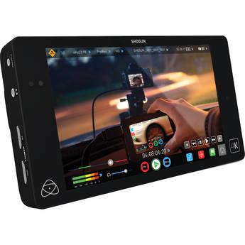 """Atomos Shogun 4K HDMI/12G-SDI Recorder and 7"""" Monitor (Full Version)"""
