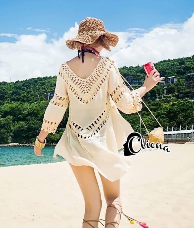 ชุดไปเที่ยวทะเล