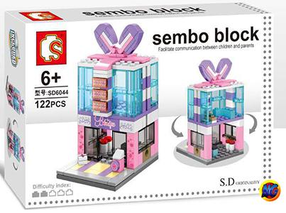 Sembo Block SD6044 : Boutique Shop