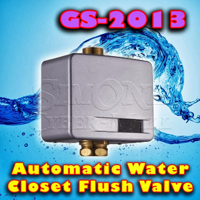 GS-2013 Surface-mounted Automatic Water Closet Flush Valve