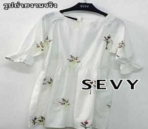 เสื้อผ้าแฟชั่นเกาหลีคอกลม