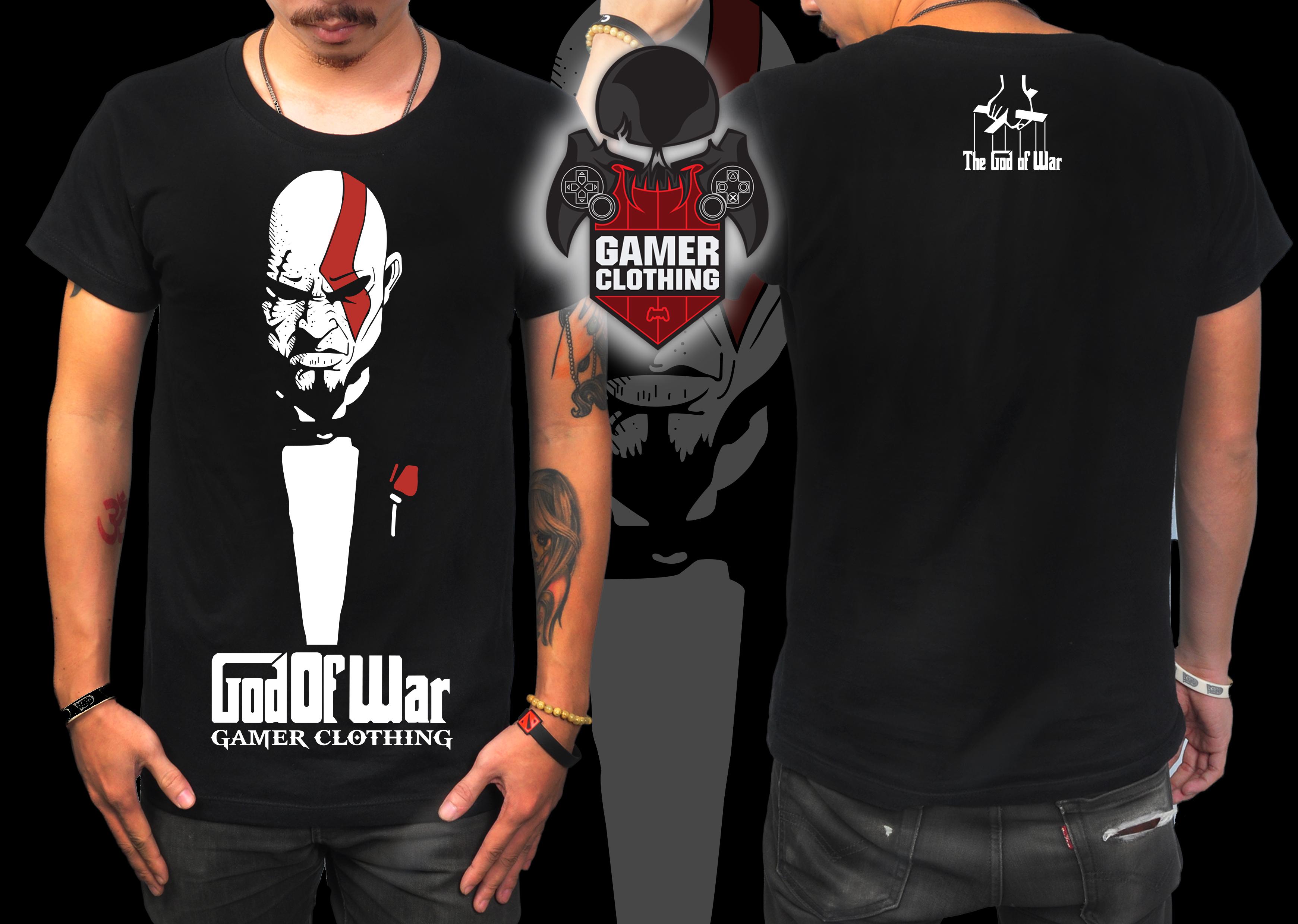 GOD FATHER OF WAR T-Shirt