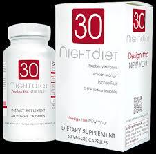 ืnight diet ไนท์ ไดเอ็ท วิตามินช่วยเสริมการเผาผลาญขณะนอนหลับ