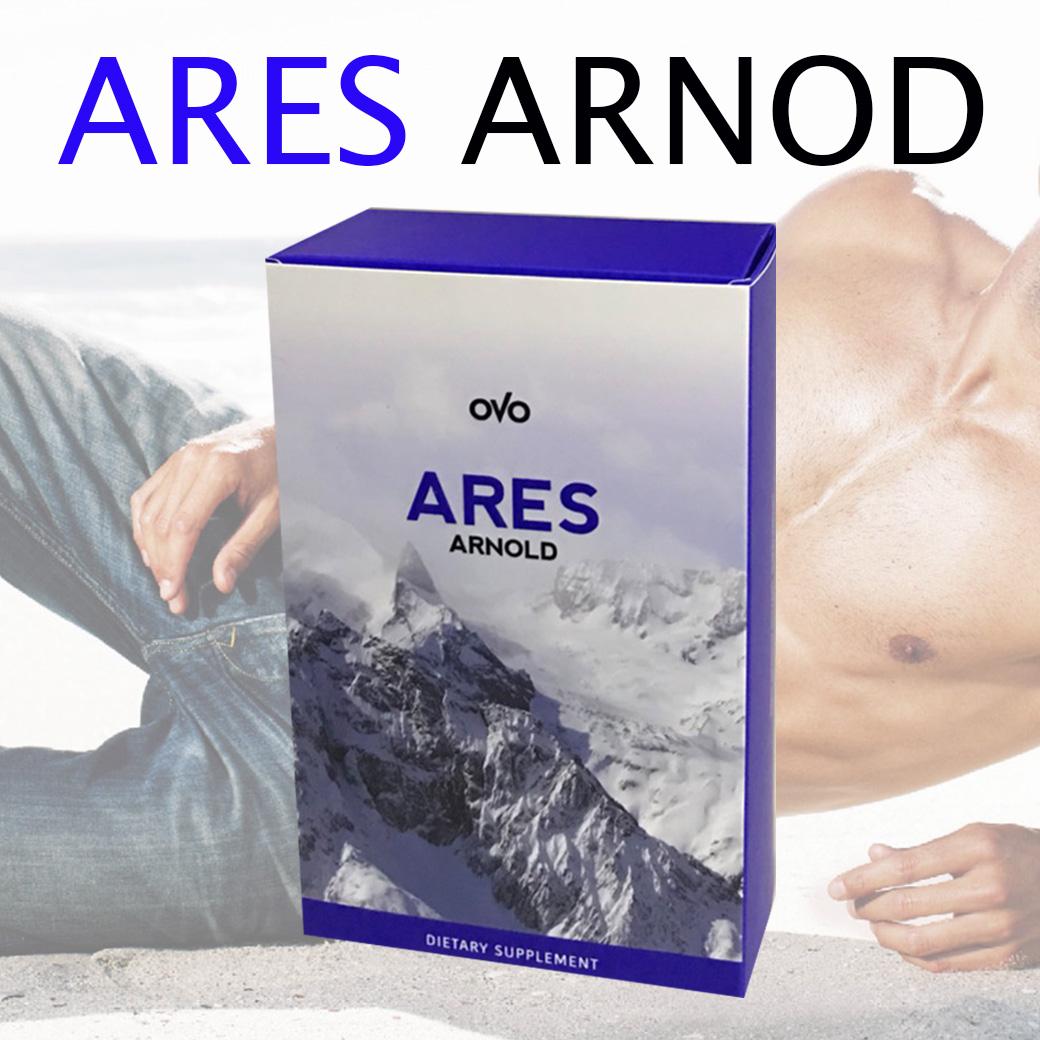 ARES ARNOLD อาเรส อาร์โนลด์ สุดยอดผลิตภัณฑ์เสริมอาหารสำหรับคุณสุภาพบุรุษ ปรับสมดุลฮอร์โมน อีกทั้งยังช่วยเติมเต็มสมรรถภาพของคุณผู้ชาย อันเนื่องจากความเสื่อมของร่างกายที่เกิดขึ้นได้ทุกขณะ