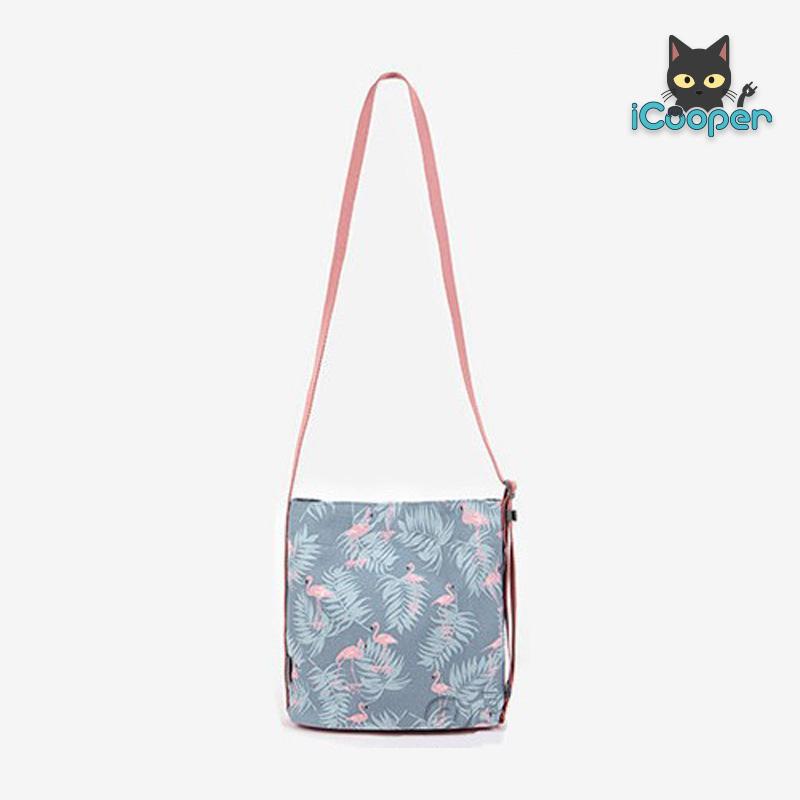RONG.SHI.DAI Bucket Bag (Flamingo)