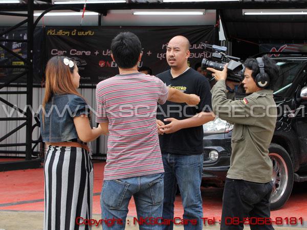 ร้านเคลือบแก้ว NKS Car Care