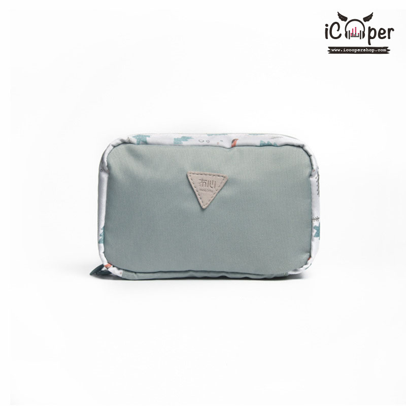 MAOXIN Cosmetic Bag - MX-1 (Green)