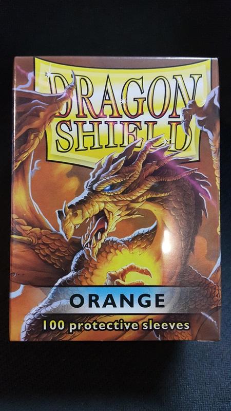 Sleeves Dragon S.03