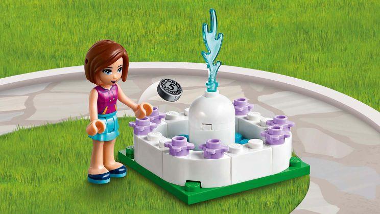จำหน่าย เลโก้ เฟรนด์ส LEGO Friends Heartlake City Playground 41325 ...