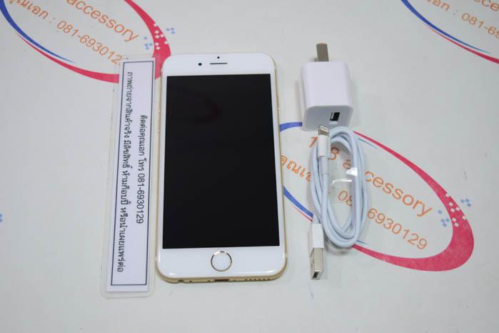 ขาย iPhone 6 32 GB Gold สีทอง ศูนย์ไทย TH เครื่องสวย ประกันเหลือ
