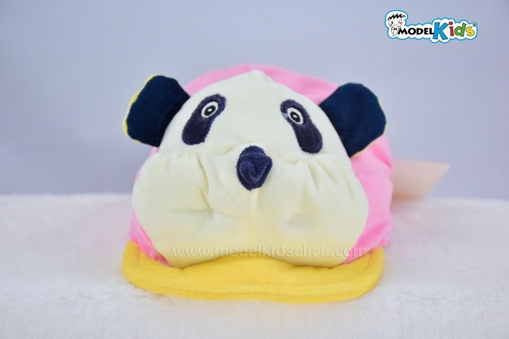 หมวกเด็กหน้าสัตว์ - สำหรับเด็กอ่อน