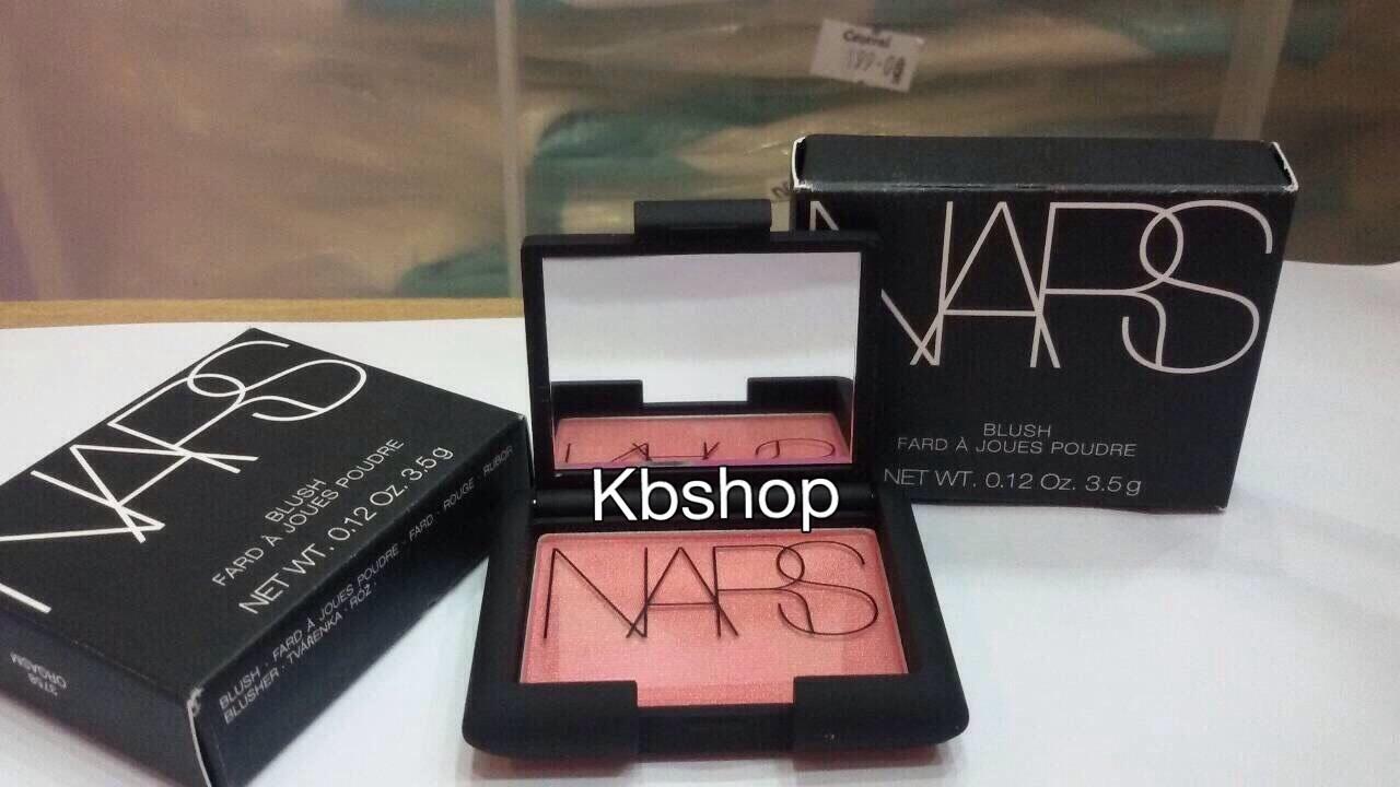 #NARS Blush Mini Orgasm 3.5g