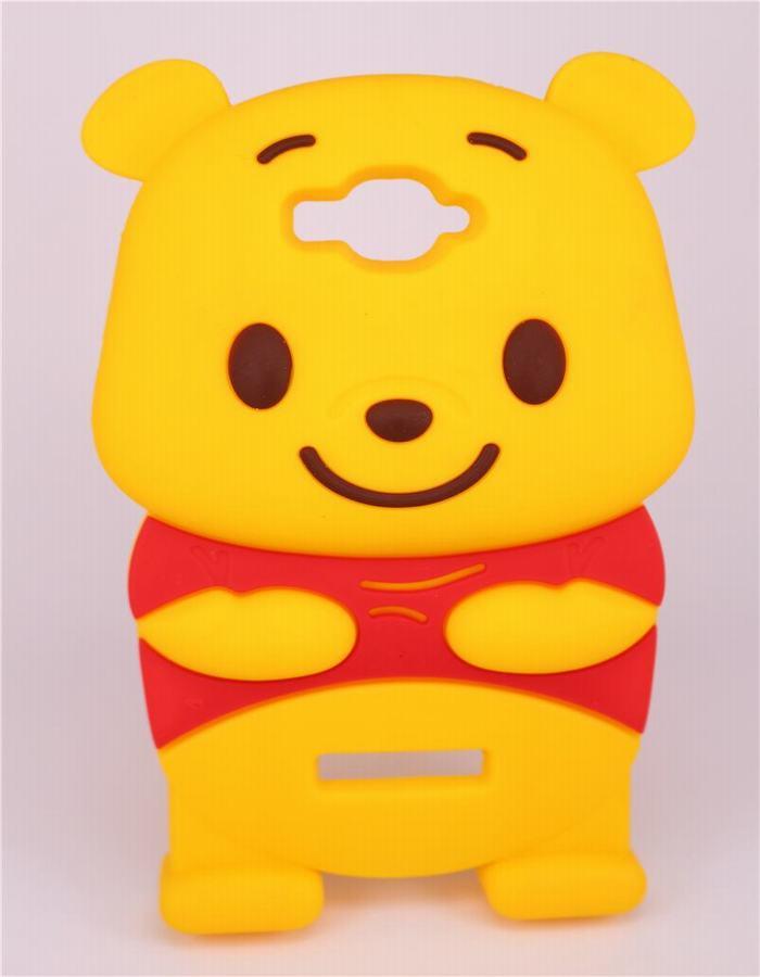 เคสยางนิ่มซิลิโคน For Alcatel One Touch Pop C7 OT 7040 7040D ลายหมีพูห์