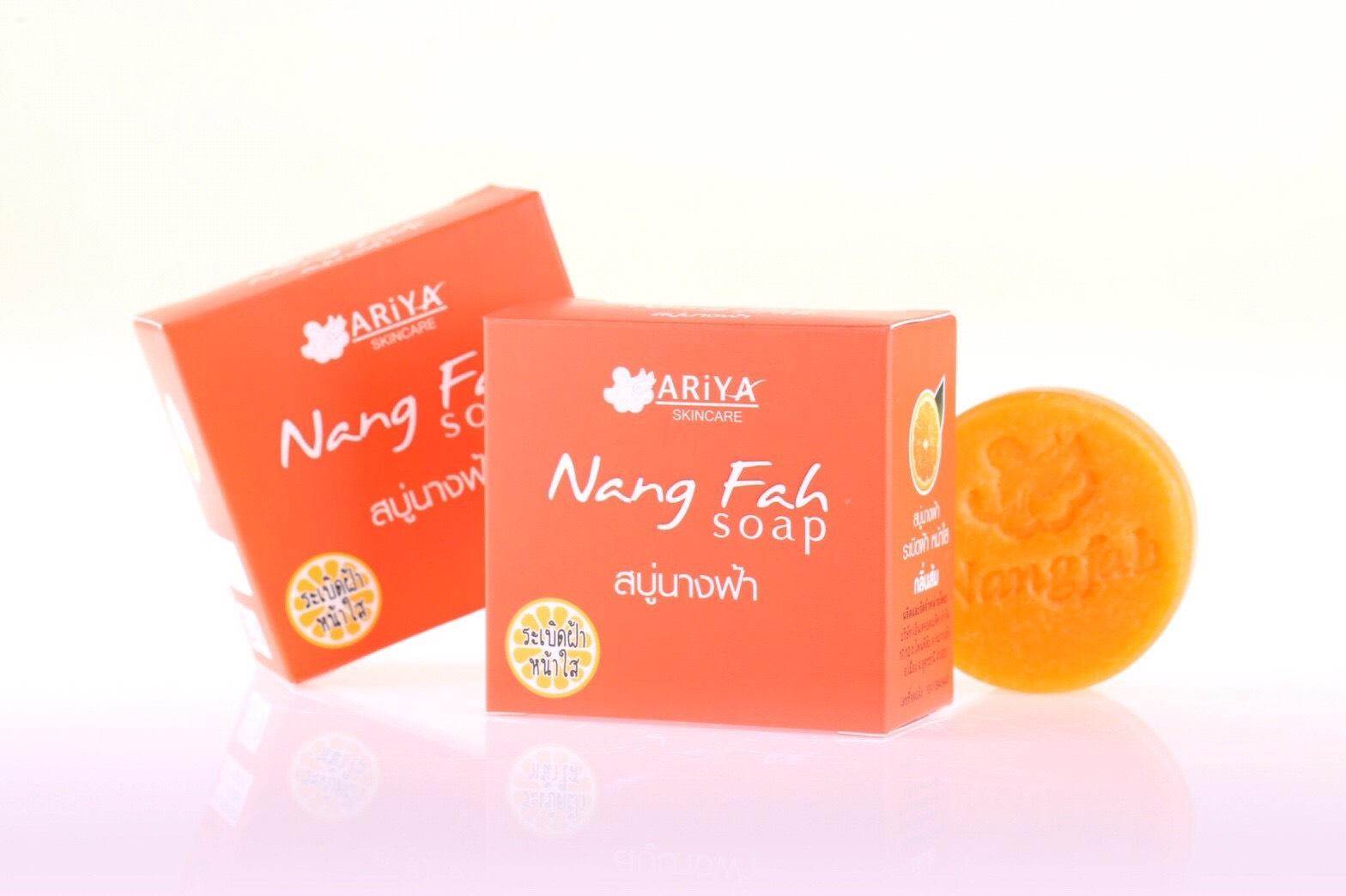 NANGFA SOAP สบู่นางฟ้า