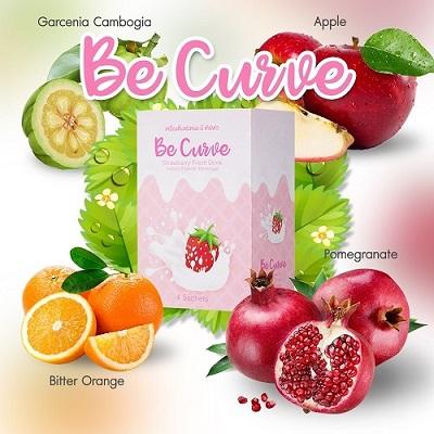 Be Curve (บีเคิร์ฟ) บีเคิฟเบลล่า สวย+ใส ควบคุมน้ำหนักแบบปลอดภัย