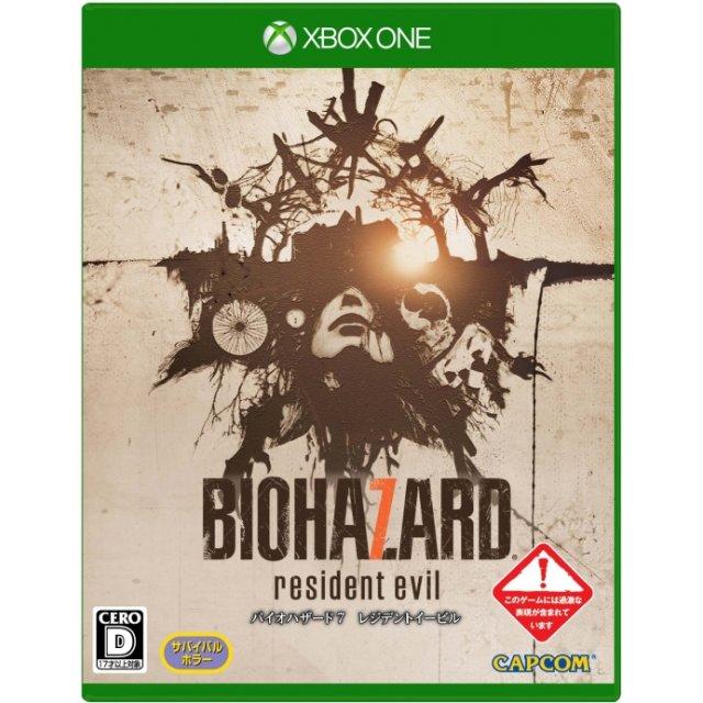 XONE Biohazard 7 : Z2-JP
