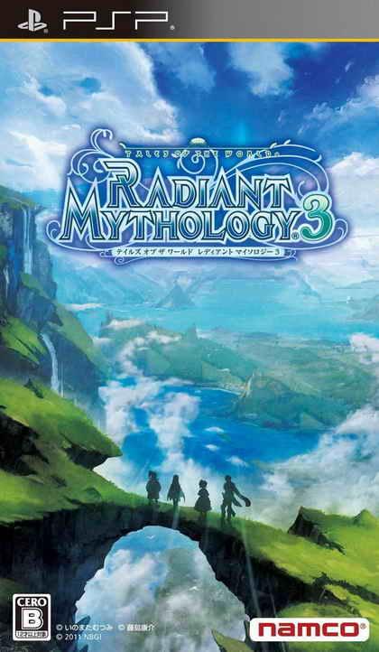Tales of the World Radiant Mythology 3 [JAP]