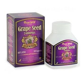 Top Life grape seed 24000 max ท็อปไลฟ์ เกรพซีด [ราคาส่งตั้งแต่ชิ้นแรก]