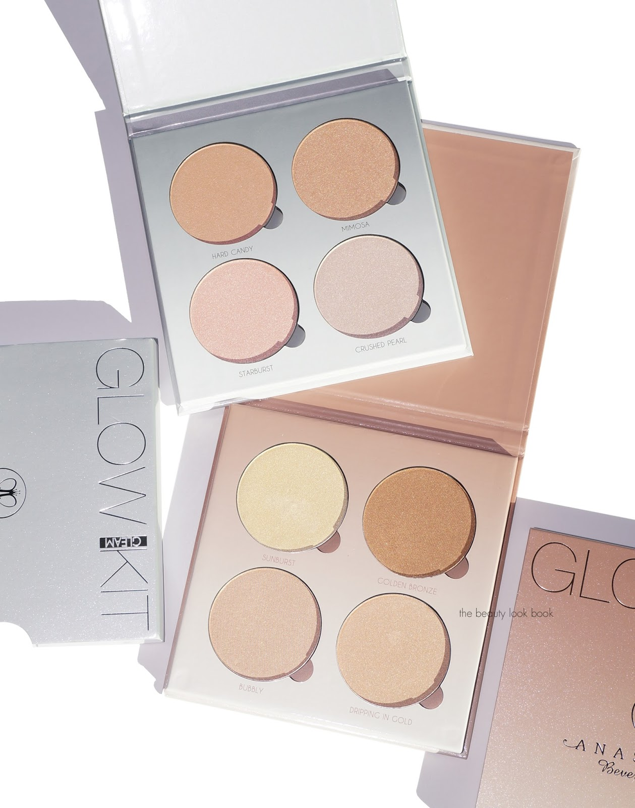 ( พรีออเดอร์ ) Anastasia Beverly Hills Glow Kit