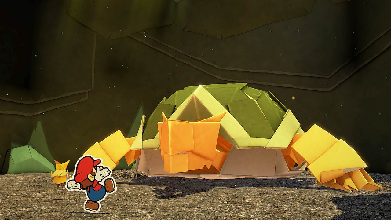 Switch- Paper Mario The Origami King