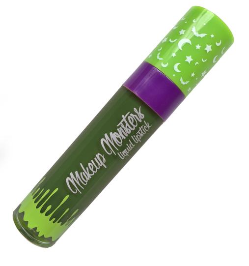 ( พรีออเดอร์ ) Makeup Monster Matte Liquid Lipstick สี Juniper