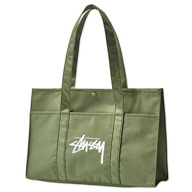 กระเป๋า Stussy Military Tote Bag x Smart Magazine