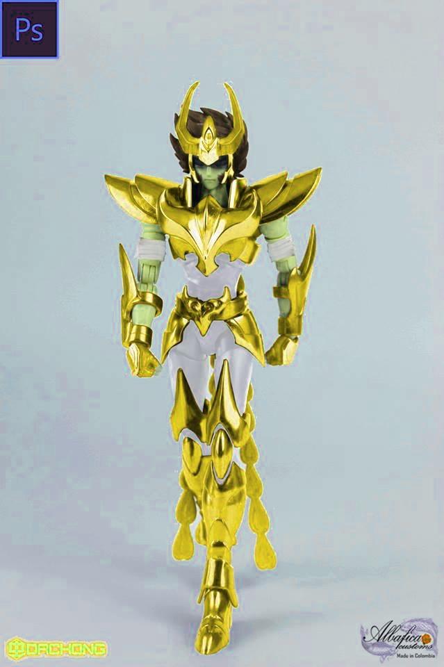 ้เปิดจอง GreatToys Saint Cloth Myth EX Phoenix Ikki Final Bronze cloth Gold ver.