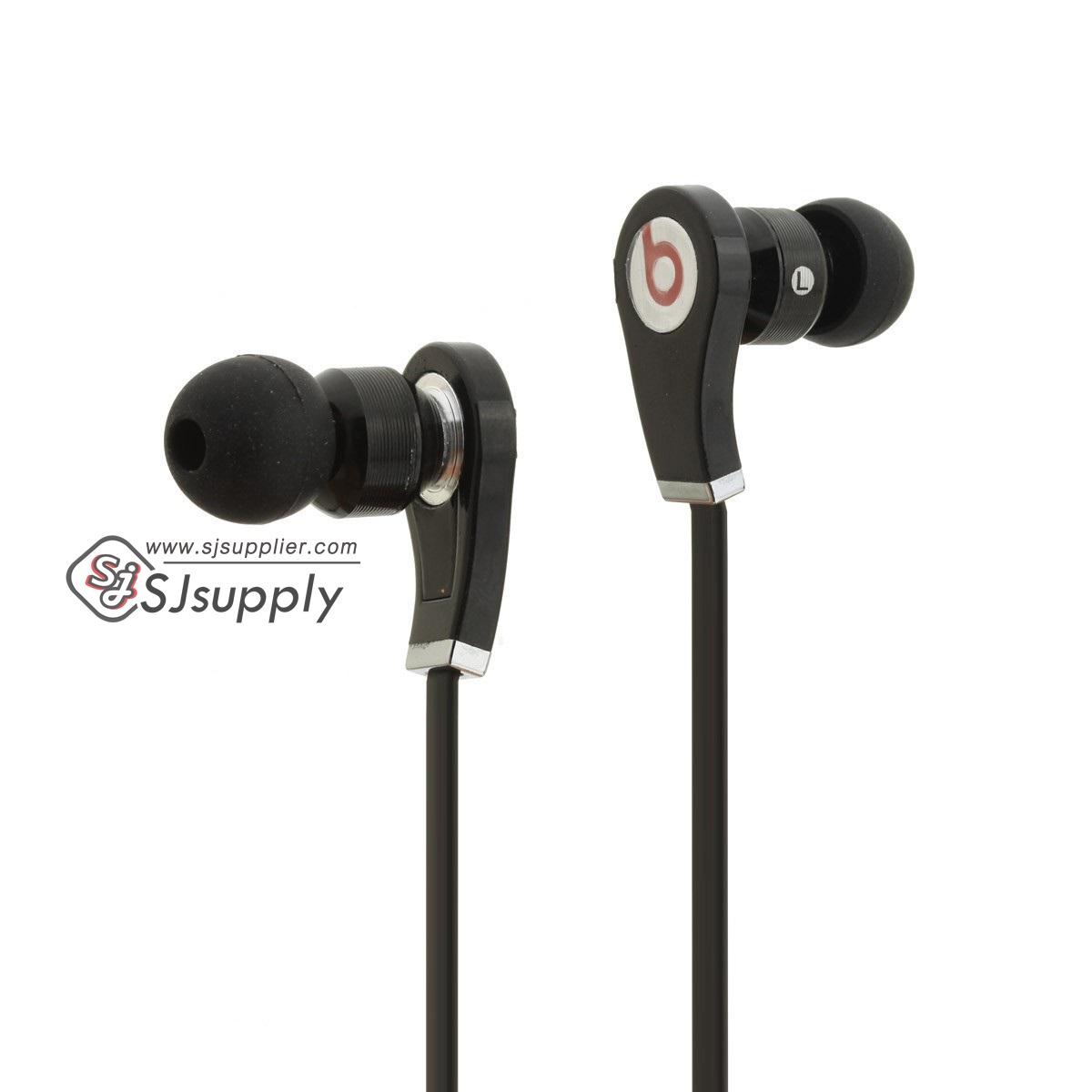 หูฟัง Beats Tour สีดำ