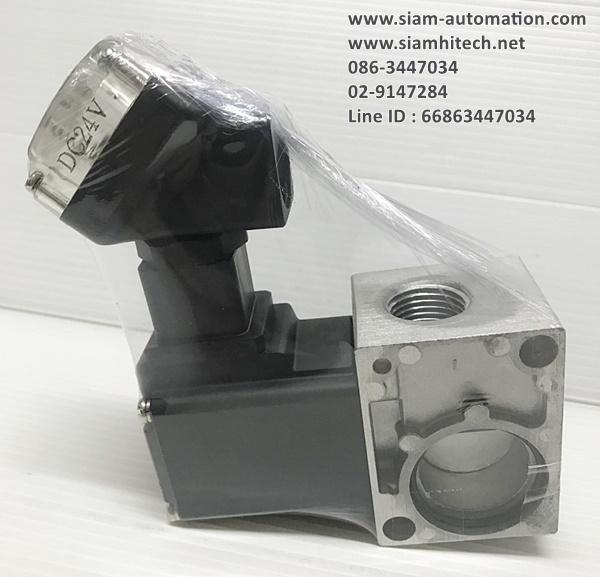 2-PORT SOLENOID ยี่ห้อ SMC รุ่น VCA45-5TL-5-04 (New)