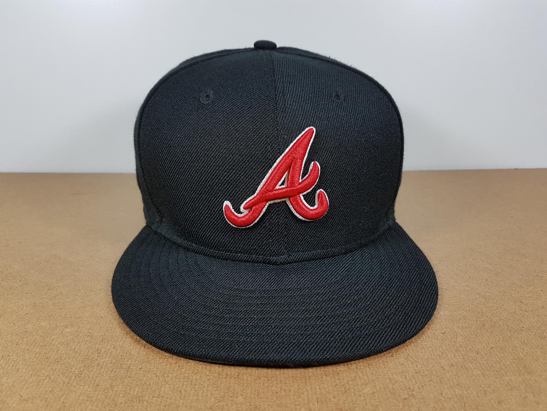 New Era MLB ทีม Atlanta Braves ไซส์ 7 1/2 ( 59.6cm )