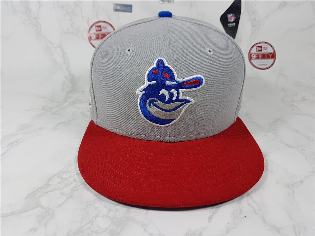 New Era MLB ทีม Baltimore Orioles ไซส์ 7 1/8 วัดได้ 58cm