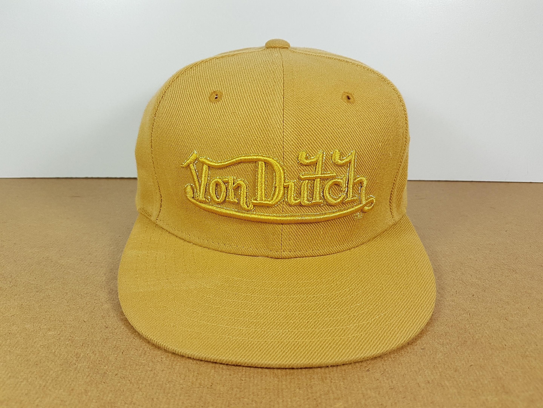 Von Ducth Fitted ไซส์ 7 3/8 วัดได้ (59.6cm)