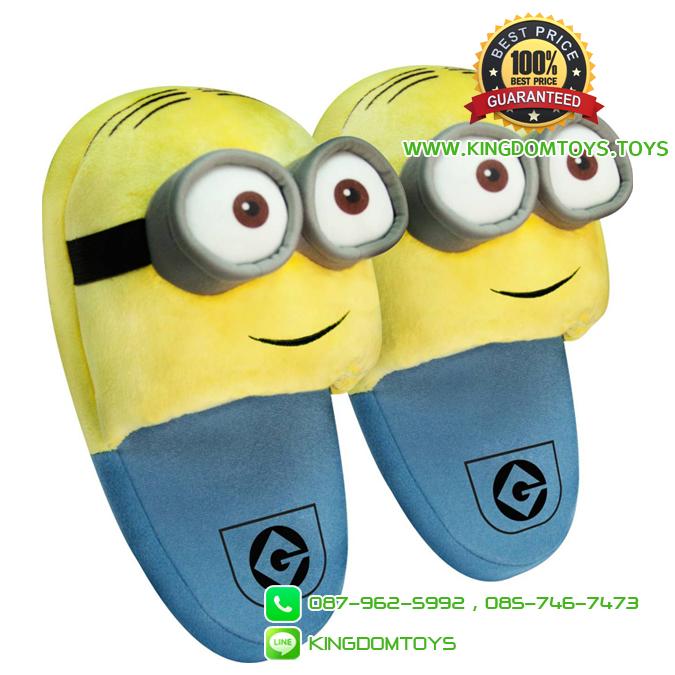 รองเท้ามินเนี่ยน 2 ตา 3D [Illumination]