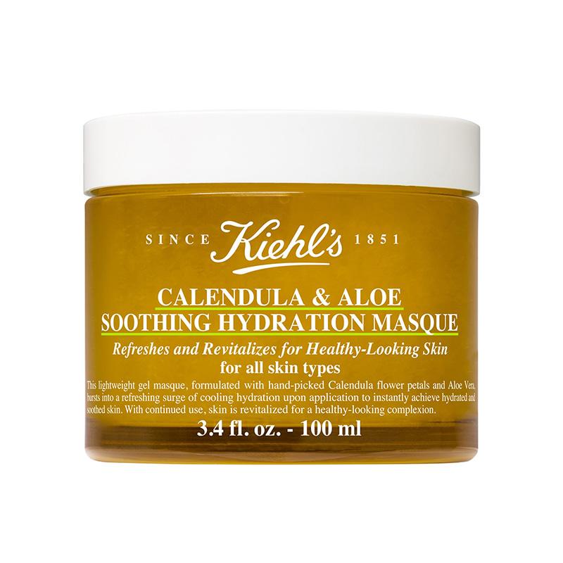 Kiehl's Calendula & Aloe Soothing Hydration Masque 100ml