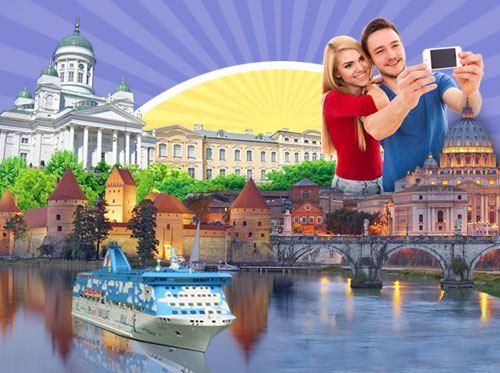 ทัวร์ยุโรป Baltic ลิทัวเนีย ลัตเวีย เอสโตเนีย ฟินแลนด์ | 8 วัน 5 คืน