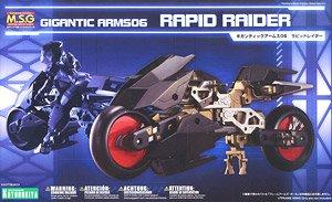 Gigantic Arms 06 Rapid Raider (Material) **ไม่มีคนนะครับ*