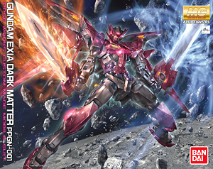 95690 mg1/100 Gundam Exia Dark Matter 5000 เยน