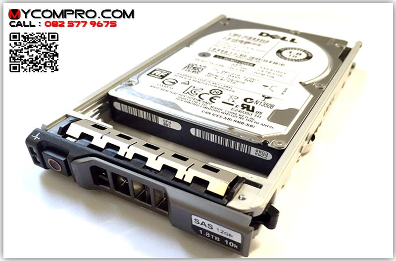 """342-3526 [ขาย จำหน่าย ราคา] DELL 300GB 2.5"""" SAS 15K 6Gb/s HS SED"""