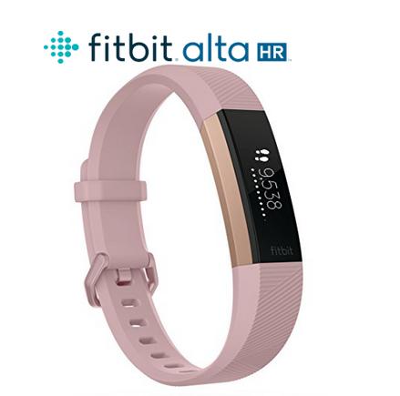 Fitbit Alta HR rose gold Small รับประกันศูนย์ 1 ปี