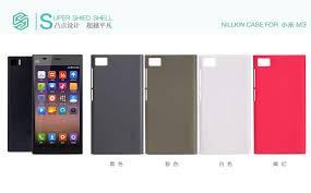 Nilkin เคสแท้ Xiaomi Mi-3 เคสแข็งครอบหลัง