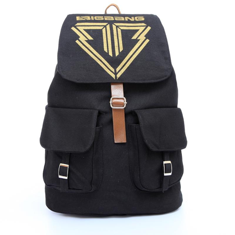 กระเป๋าเป้แบบผ้า BIGBANG (2)