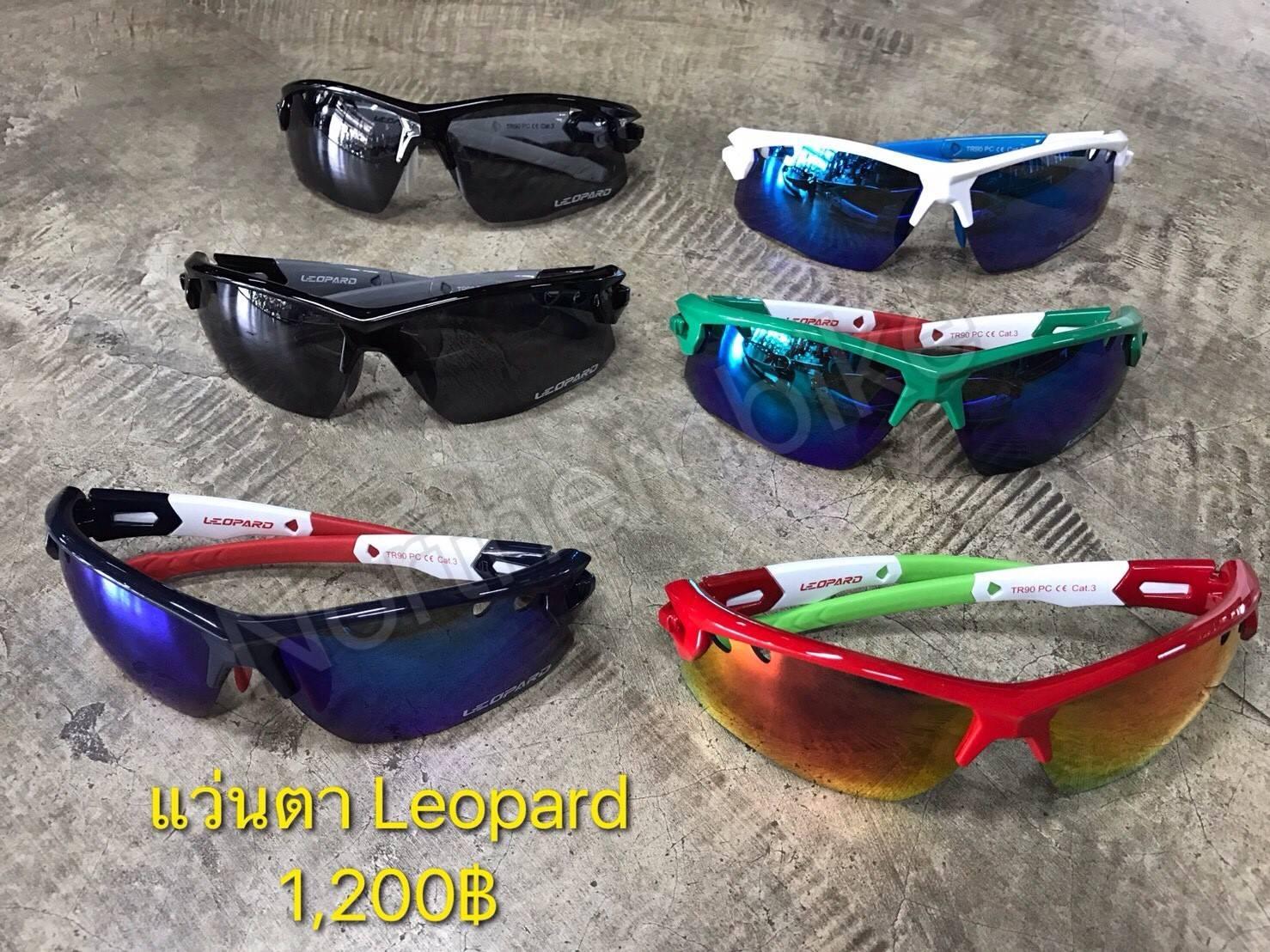 แว่นตา LEOPARD SMOKE-BU LENS (Q558A20M)