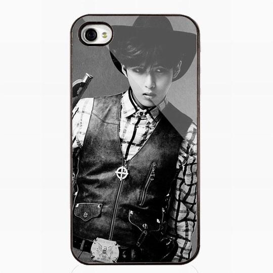 SUPER JUNIOR เคส sj iphone4s/5s Ryeowook