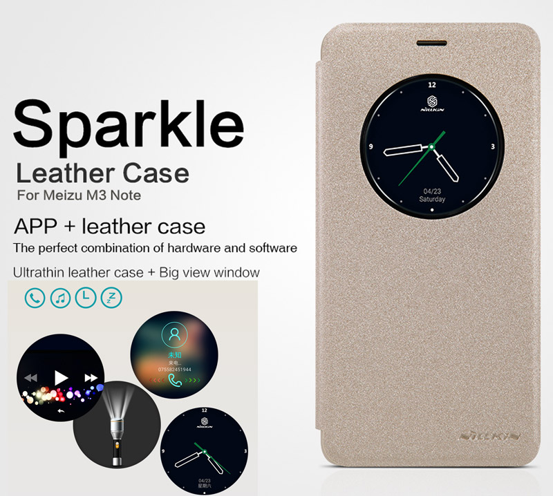 Nillkin Sparkle Case For Meizu M3 Note