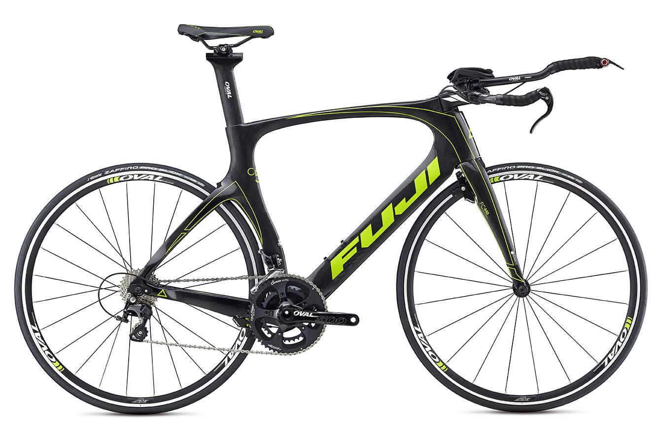 Fuji Norcom Straight 2.3 Triathlon Bike ชุดขับ 105 11สปีด 2017