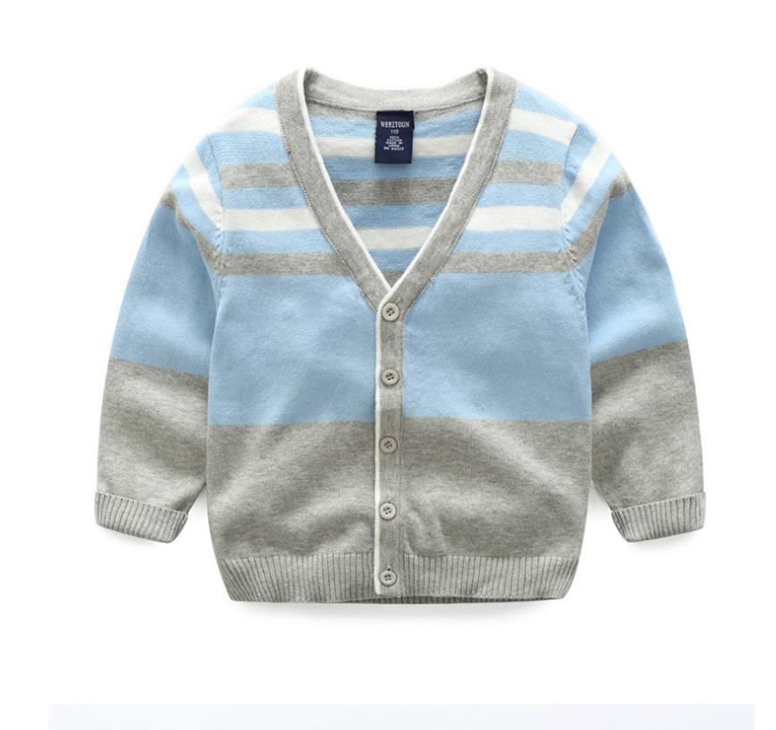 เสื้อ สีฟ้า แพ็ค 5 ชุด ไซส์ 110-120-130-140-150